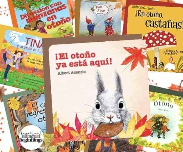 Fall Books in Spanish