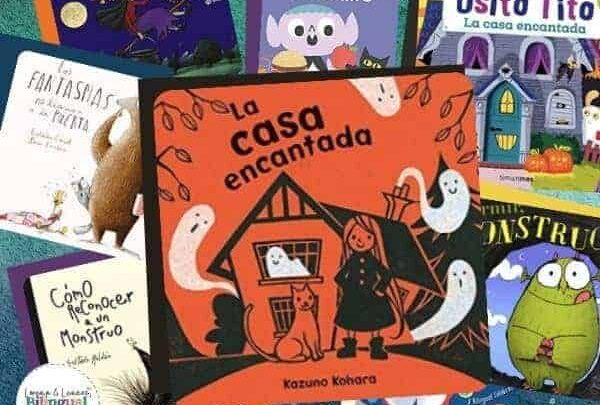Halloween Picture Books in Spanish