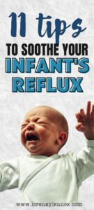 Home Remedies for Infant Reflux