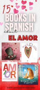 Valentine's Day Picture Books in Spanish