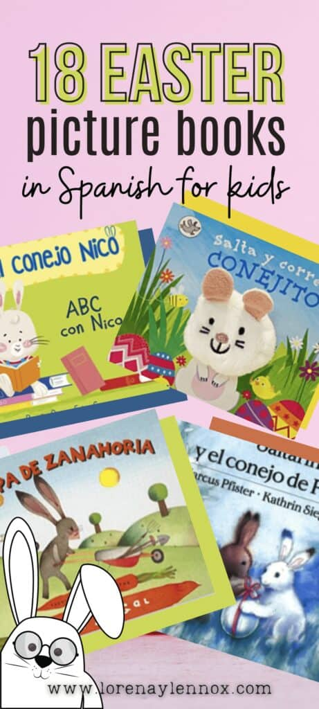 Easter Picture Books in Spanish