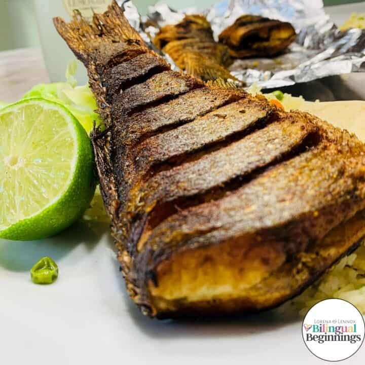 Step By Step Salvadoran Pescado Frito