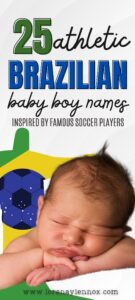 Unique Brazilian Baby Boy Names
