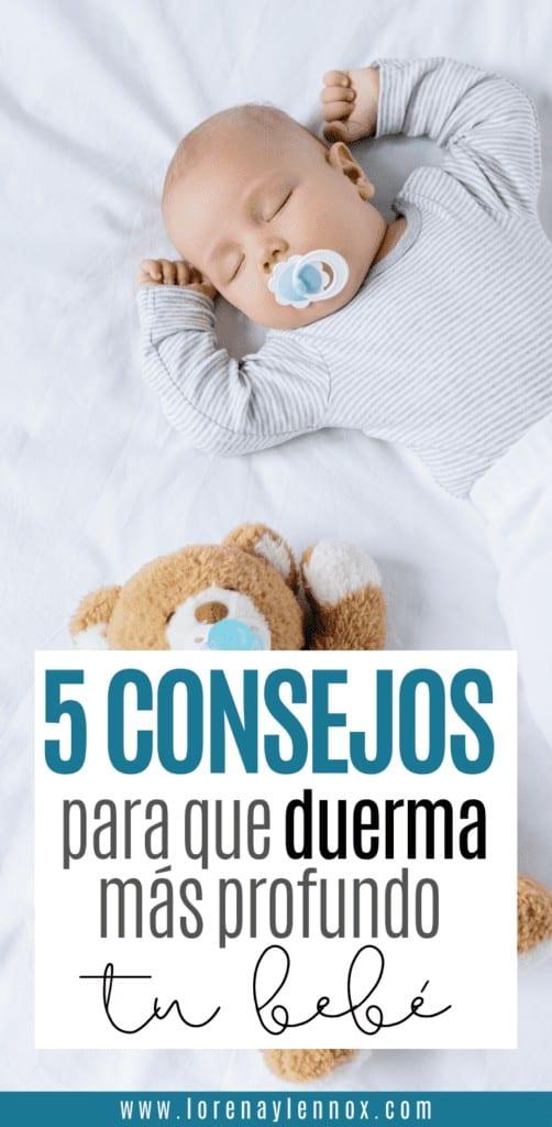 Estos cinco consejos ayudaron a que mi niños durmiera mejor