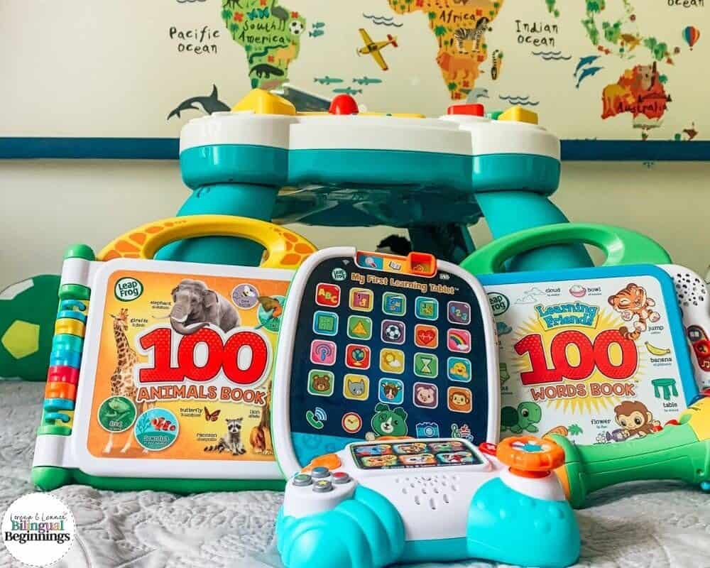 The Best Interactive Bilingual Spanish Toys for Babies and Toddlers