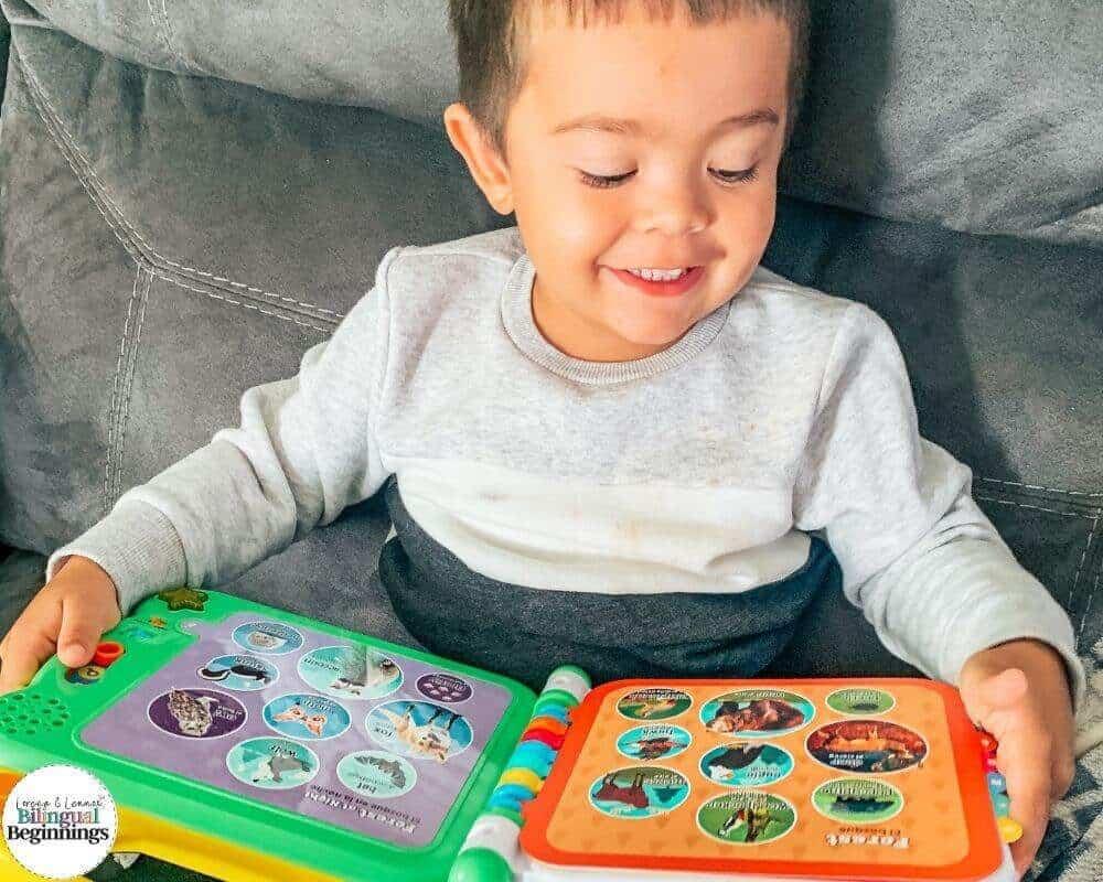 Bilingual Spanish Toys
