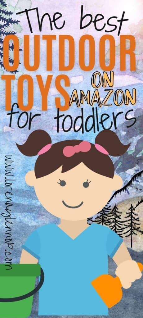The best outdoor toys for toddlers