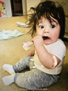 9 Hacks To Alleviate Infant and Toddler Teething Pain #teethinghacks #teethingremedies #infantteethingremedies #toddlerteethingremedies #momhacks #allnaturalteethingremedies