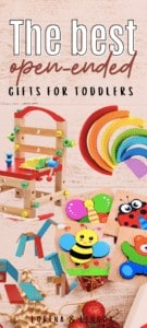 The Best Open-Ended Toys for Bilingual Toddlers and Preschoolers #toddlergiftguide #preschoolgiftguide #openendedtoys #thebesttoddlertoys #thebestpreschoolertoys #educationaltoddlertoys #educationalpreschooltoys #montessoritoys #loospartsplay #playbasededucation #bilingualkids #toysforbilingualkids