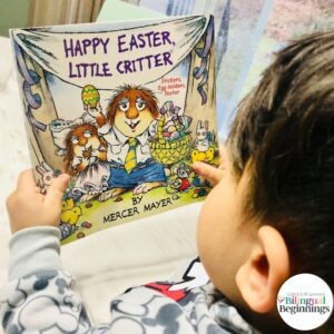 Sensory Easter Activities for Toddlers