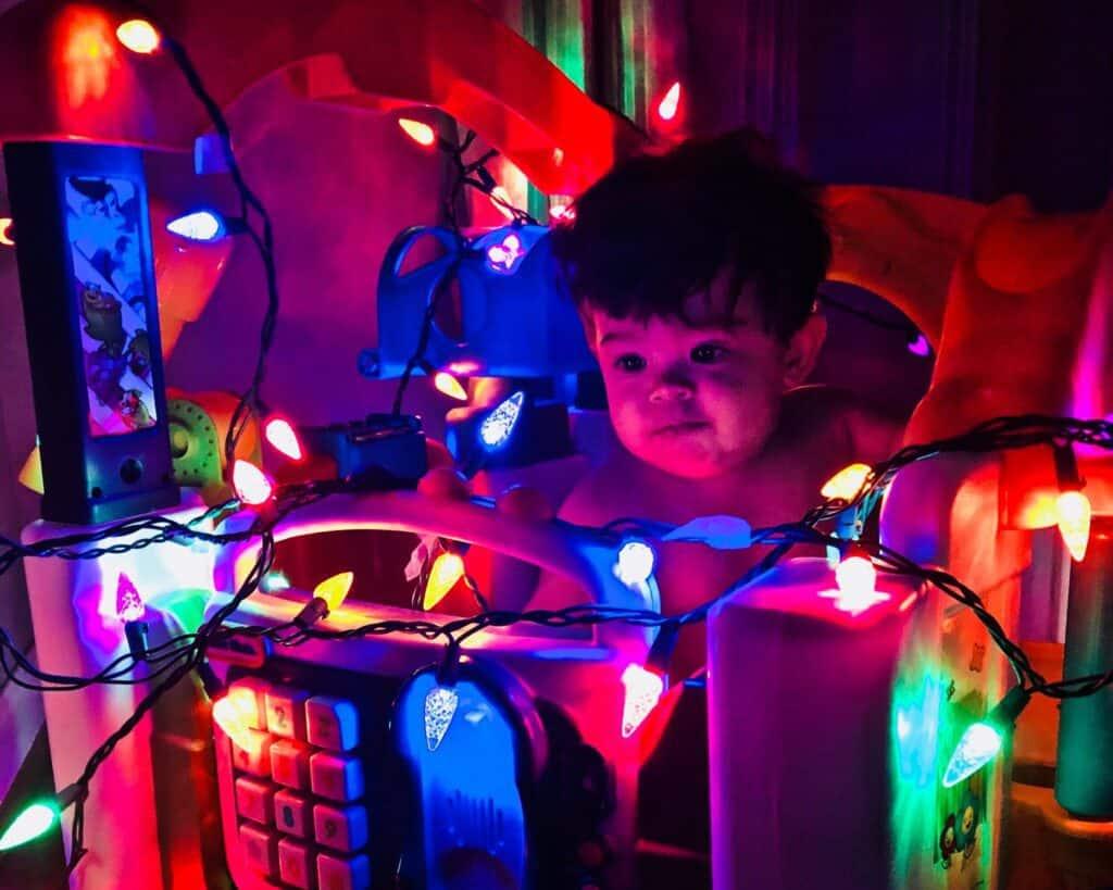 Sensory christmas activities toddlers