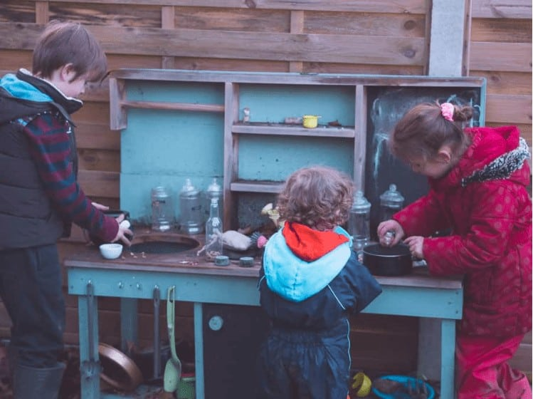 3.Mud Kitchen Play - with Thimble & TwigFun ideas to play with in the mud includes mud kitchen recipes and potion ideas