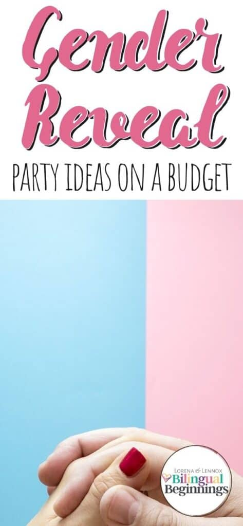 DIY Gender Reveal Party Ideas and Decorations on a Budget. #genderrevealpartyideas #diygenderrevealpartyideas #genderrevealpartydecorations #diydiaperraffle #genderrevealpartyfoodideas #genderrevealpartyfavorideas #genderrevealpartyfavors