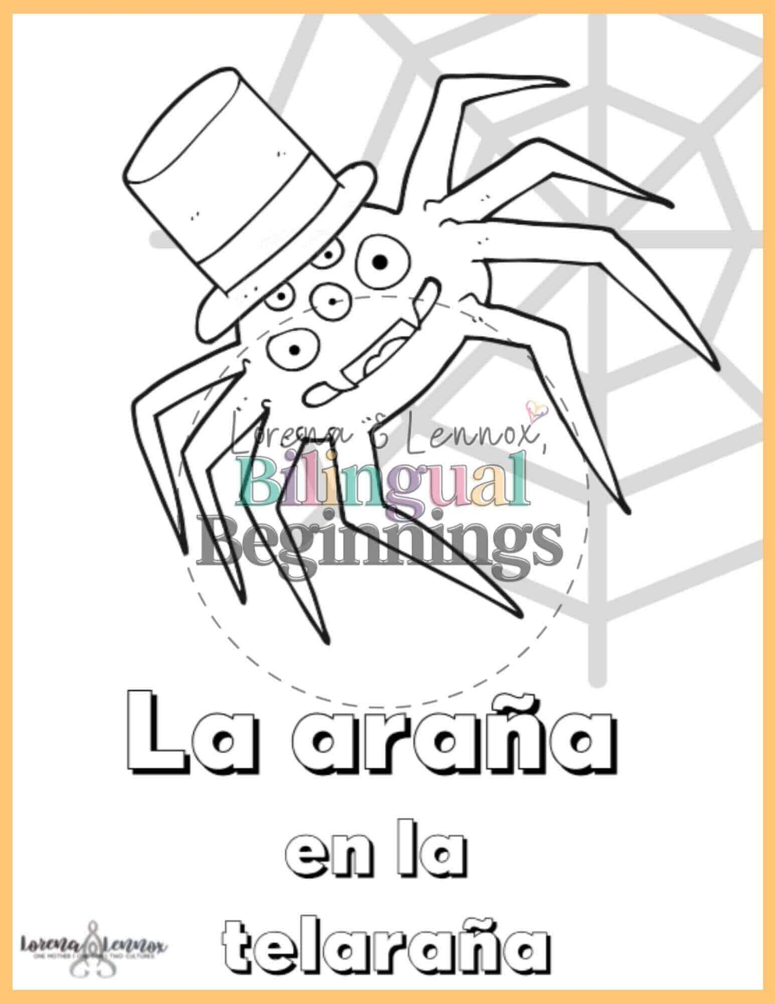 Halloween Printables in Spanish