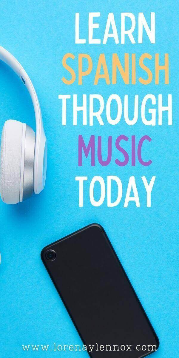In this post I will mention Latin music artists that inspired me to learn Spanish through music as well as ways to use music to learn Spanish.