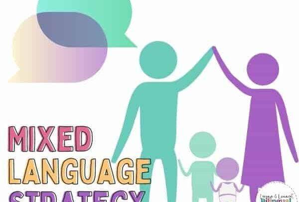 Mixed Language Strategy